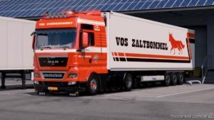 MAN TGX VOS Nederhemert [1.37] for Euro Truck Simulator 2