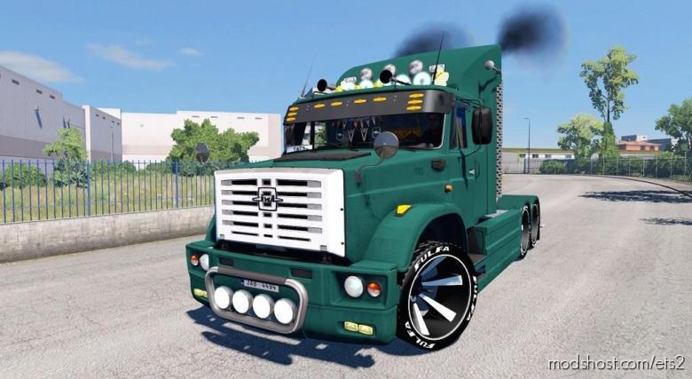 ZIL 4421 Light Tuning [1.37] for Euro Truck Simulator 2