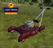 Vintage Push Mower for Farming Simulator 19