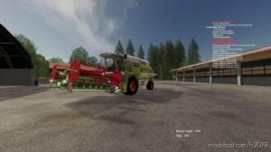 Claas C540 for Farming Simulator 19
