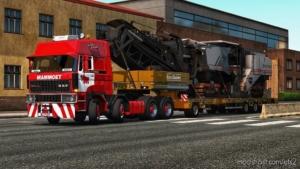 DAF F241 Series V1.3 [1.37] for Euro Truck Simulator 2