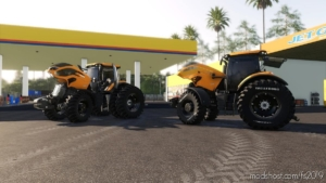 Valtra CVT T-230 for Farming Simulator 19