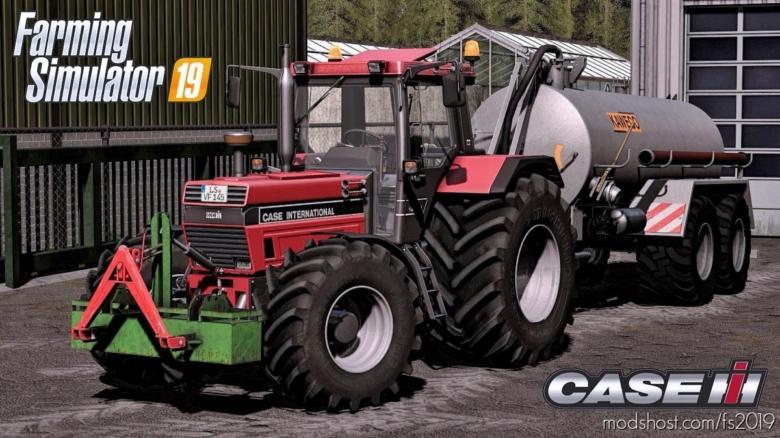 Case IH 1255/1455 Serie for Farming Simulator 19