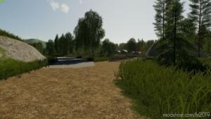 Flat TOP Ridge Logging Map for Farming Simulator 19