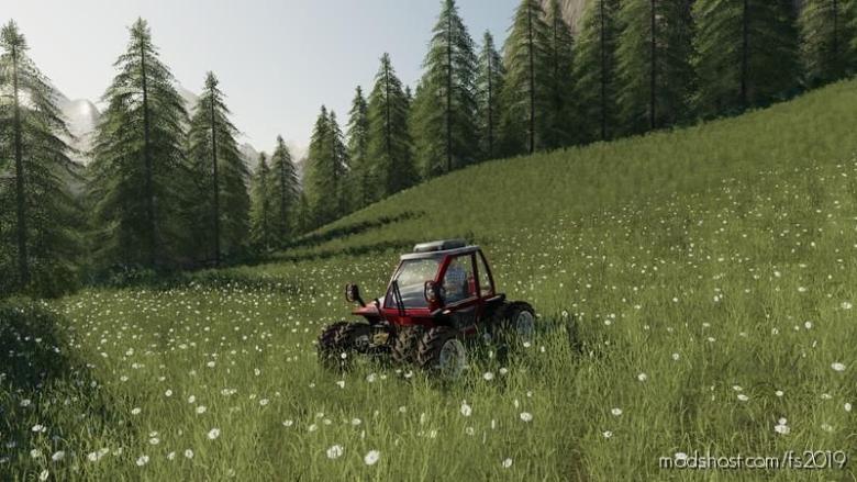 Reform Metrac H4X for Farming Simulator 19