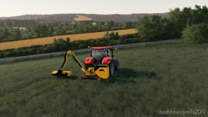 Mcconnell Reach Mower for Farming Simulator 19