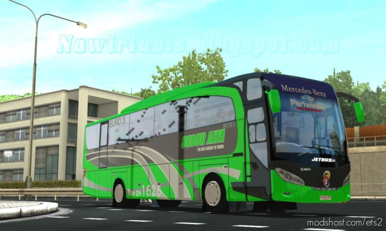 16 Mod UK Trcuks Simulator BUS Mod 1.32 for Euro Truck Simulator 2