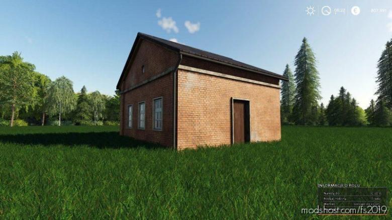 Polski Maly DOM for Farming Simulator 19
