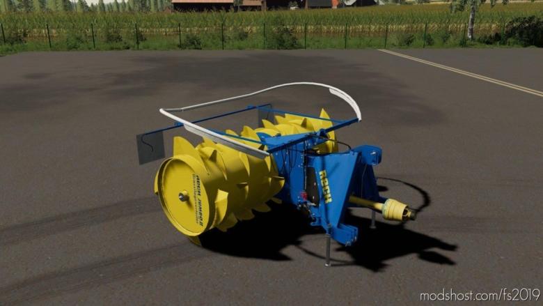 Reck Jumbo 2 for Farming Simulator 19