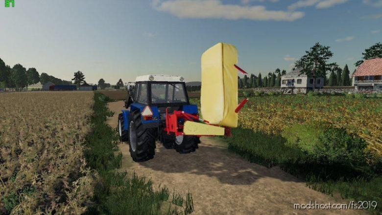 Sipma Preria 1600 for Farming Simulator 19