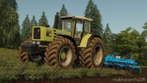 Huerlimann H6170T for Farming Simulator 19