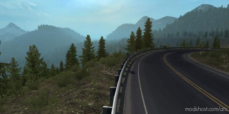 Colorado Map [1.37] for American Truck Simulator