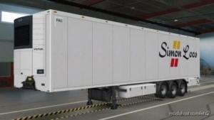 Simon Loos SCS Trailer Pack for Euro Truck Simulator 2