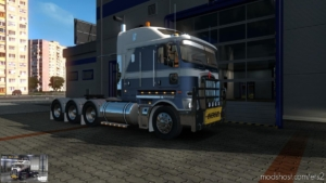 Rta-Mods Kenworth K200 HCC Edit V14.3 for Euro Truck Simulator 2