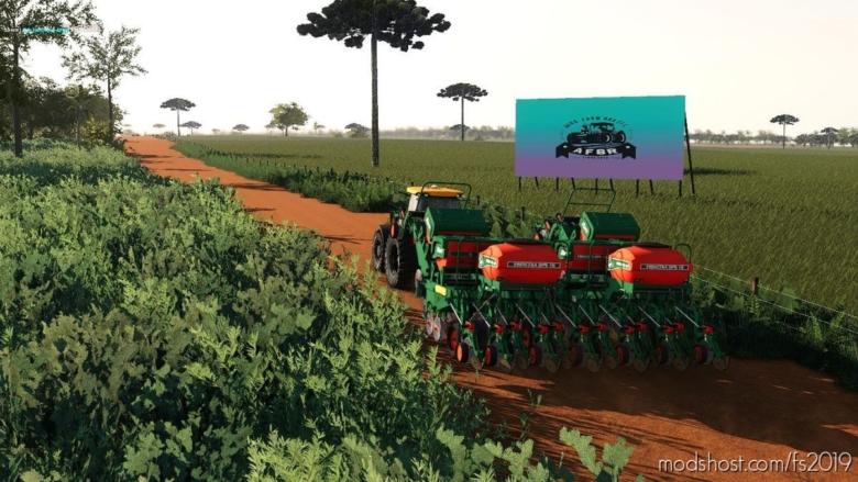Fazenda Silva Map for Farming Simulator 19