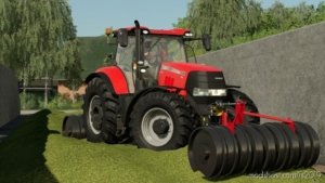Metaltech Silo-Roller Pack for Farming Simulator 19
