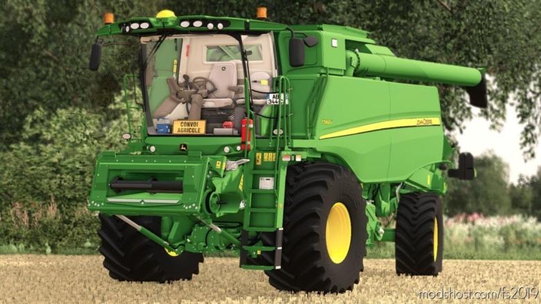 John Deere T560I for Farming Simulator 19