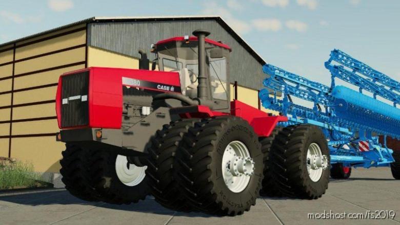 Case IH 9380 for Farming Simulator 19