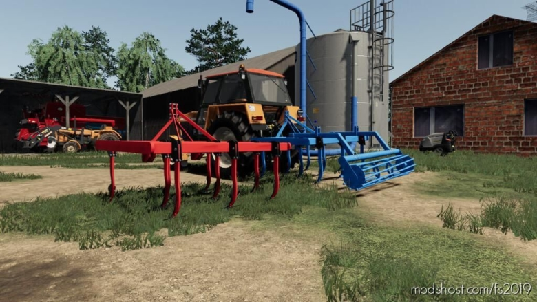 Lizard Gruber 2.5M for Farming Simulator 19