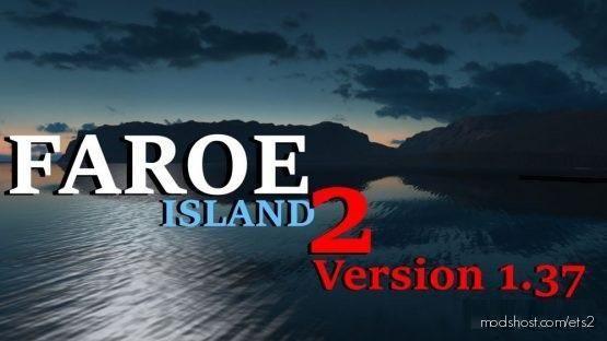 Map Faroe Island (Part 2) [1.37] for Euro Truck Simulator 2