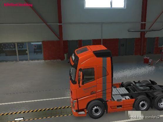 Volvo Gerdinand VAN Dieren for Euro Truck Simulator 2