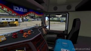 DAF XF105 510 & 410 Euro 5 Paccar MX300 [1.37] for Euro Truck Simulator 2