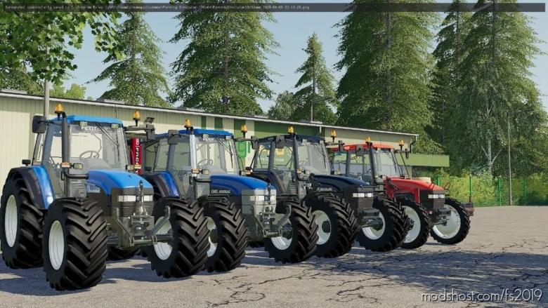 NEW Holland Xx60/M/Tm for Farming Simulator 19