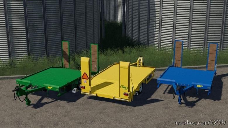 ZDT PU7 for Farming Simulator 19
