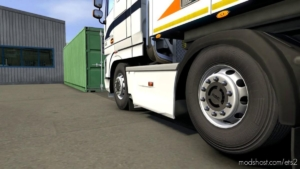 DAF XF105 Paccar MX300 & MX375 V1.1 for Euro Truck Simulator 2