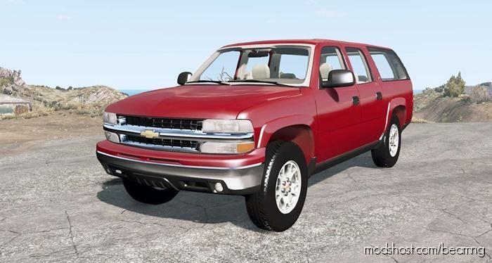 Chevrolet Suburban Z71 (GMT800) for BeamNG.drive