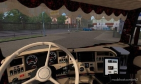 Scania RJL Custom Interior for Euro Truck Simulator 2