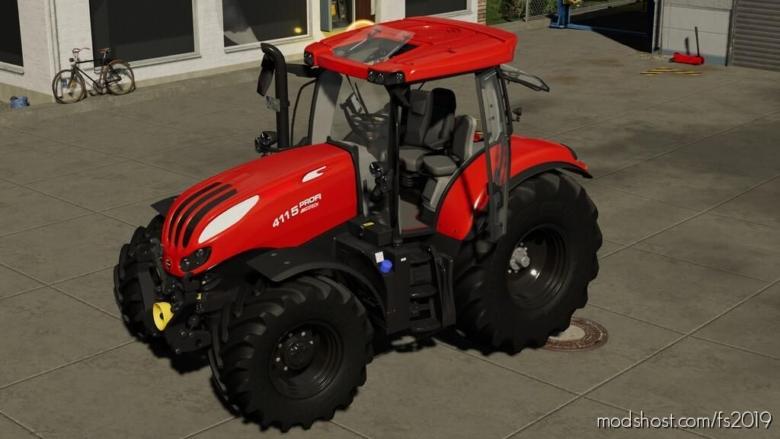 Steyr CVT Profi for Farming Simulator 19