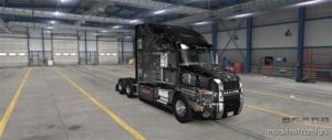 Mack Anthem Cyberpunk Truck Skin for American Truck Simulator