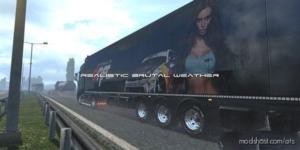 Realistic Brutal Weather V2.0.2 for American Truck Simulator