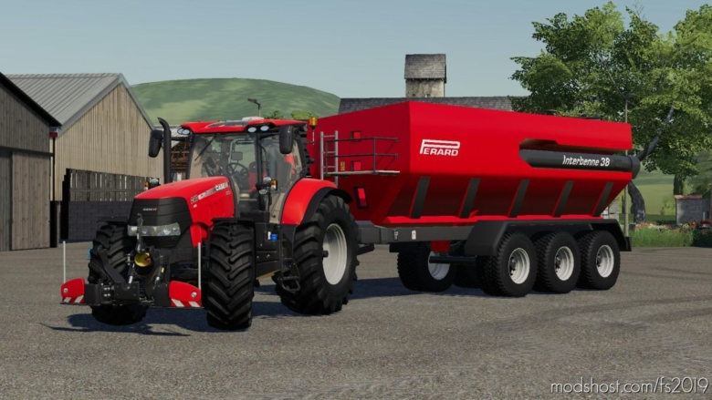 Perard TTR for Farming Simulator 19