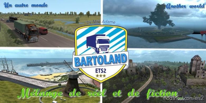 Bartoland Map V1.9 [1.37] for Euro Truck Simulator 2