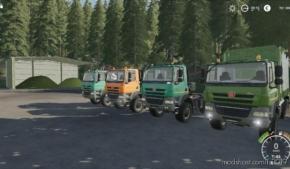 Tatra Phoenix Pack for Farming Simulator 19