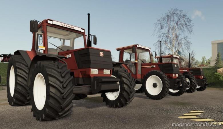 Fiat F130 for Farming Simulator 19