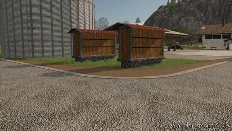 Granary Portuguese for Farming Simulator 19