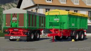 Agroliner TDK 302 OLD for Farming Simulator 19
