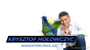 K.holowczyc Voice Navigation Pack V2.0 for Euro Truck Simulator 2