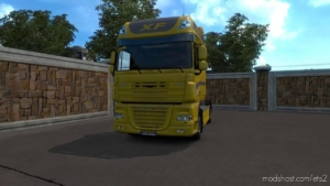 DAF XF Open Pipe Sound [1.37] for Euro Truck Simulator 2