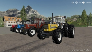 Fiatagri 180-90 Pack V2.0 for Farming Simulator 19