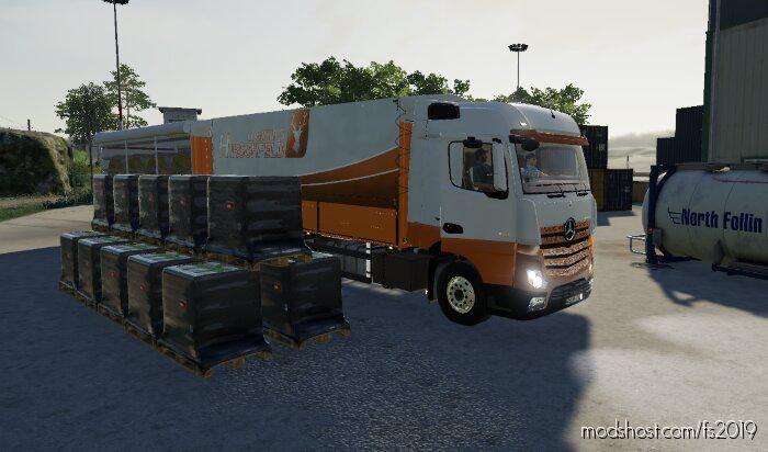 MB Platform Pack Mario Hirscheld Edition V2.0 for Farming Simulator 19