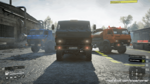 AWD Kamaz Pack V4.0 for SnowRunner
