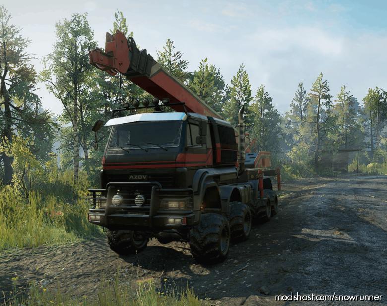 Azov 64131 Custom Offroad for SnowRunner