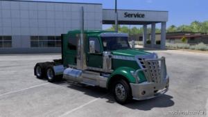 International Lonestar Reworked Truck V1.2 [1.37] for American Truck Simulator