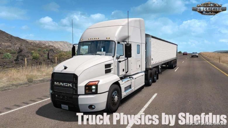 Truck Physics V2.1 [1.37.X] for American Truck Simulator