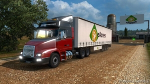 Volvo NH12 2000 Edit Mjtemdark [1.37.X] for Euro Truck Simulator 2