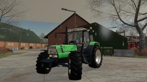 Deutz-Fahr Agrostar 6.11 – 6.31 for Farming Simulator 19
